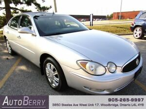 2005 Buick Allure CX *** CERTIFIED *** ONLY $3,999