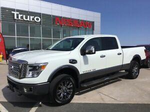 2017 Nissan Titan XD Platinum Reserve DIESEL SAVE $$$  LOADED