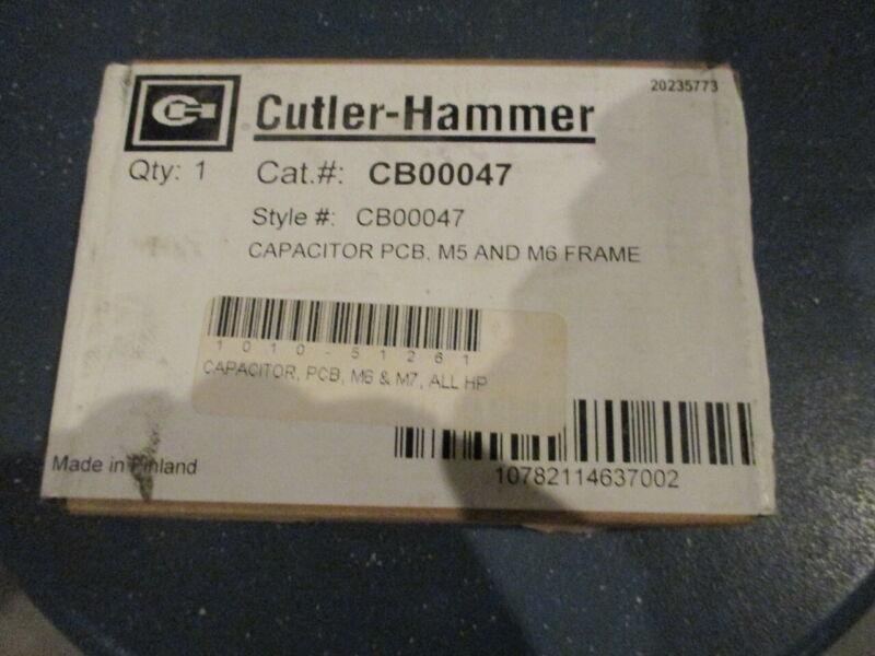 Cutler Hammer CB000047 Capacitor **NIB**