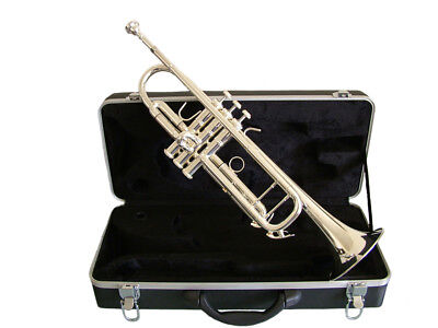 Venus  TRUMPET Bb Nickel Plated with CASE MOUTHPIECE