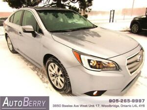 2015 Subaru Legacy Touring Pkg AWD **CERTIFIED ACCIDENT FREE**
