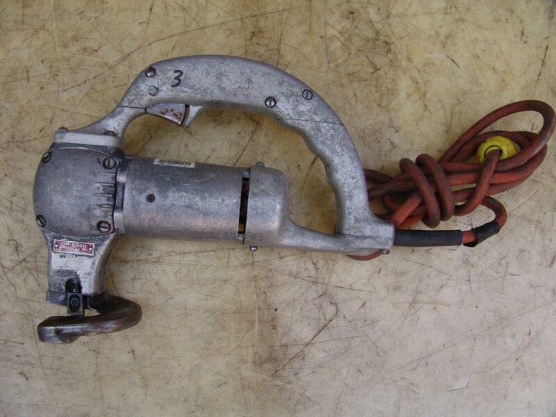 Black & Decker Nibbler METAL SHEAR Vintage #3