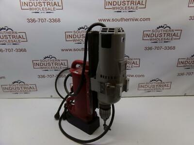 Milwaukee 4297-1 Drill Motor Milwaukee 4203 Magnetic Base Jacobs No36 316-