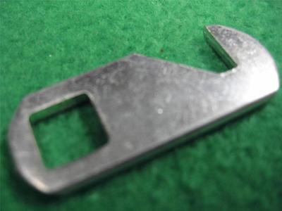 50 Lock Cylinder Cam Lever Latch Lever Hook Square File Cabinet Drawer Door 2