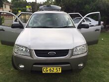 2005 FORD TERRITORY 4X4 11 MONTHS REGO IMMACULATE CONDITION Wiley Park Canterbury Area Preview