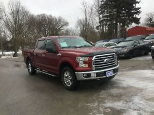 2016 Ford F-150 XTR | 4X4 | Accident Free | Remote Start
