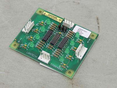 1095 Lantech 55004002 55004001 Rev A Micro Controller Circuit Board Card Module