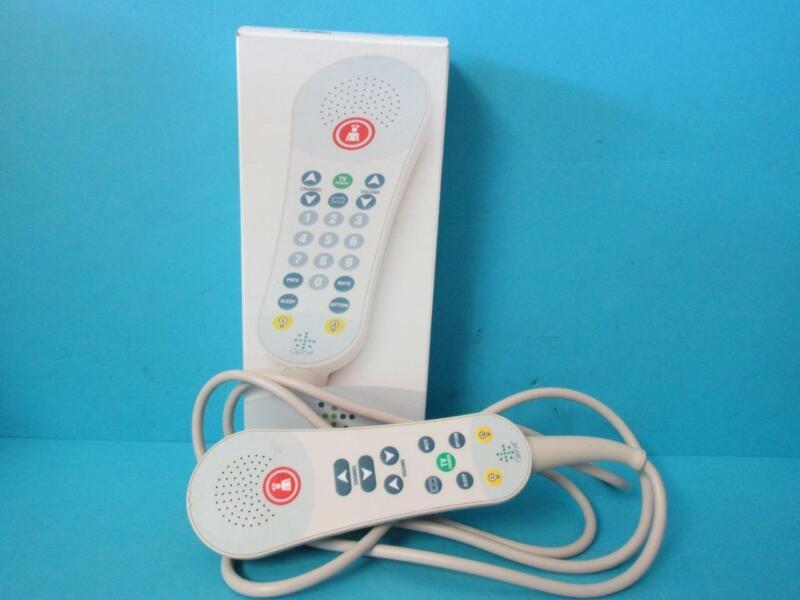 BRAND NEW CURBELL GEN4 PILLOW SPEAKER TV CONTROL NURSE CALL 4D370U-Z003258