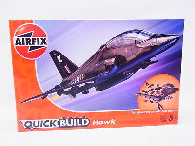 68431 AIRFIX J6003 Quick Build Hawk Bausatz Modellflugzeug NEU OVP