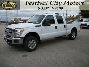2015 Ford F-250 XLT 4x4 | CERTIFIED