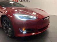 Miniature 10 Coche Americano usado Tesla Model S 2017