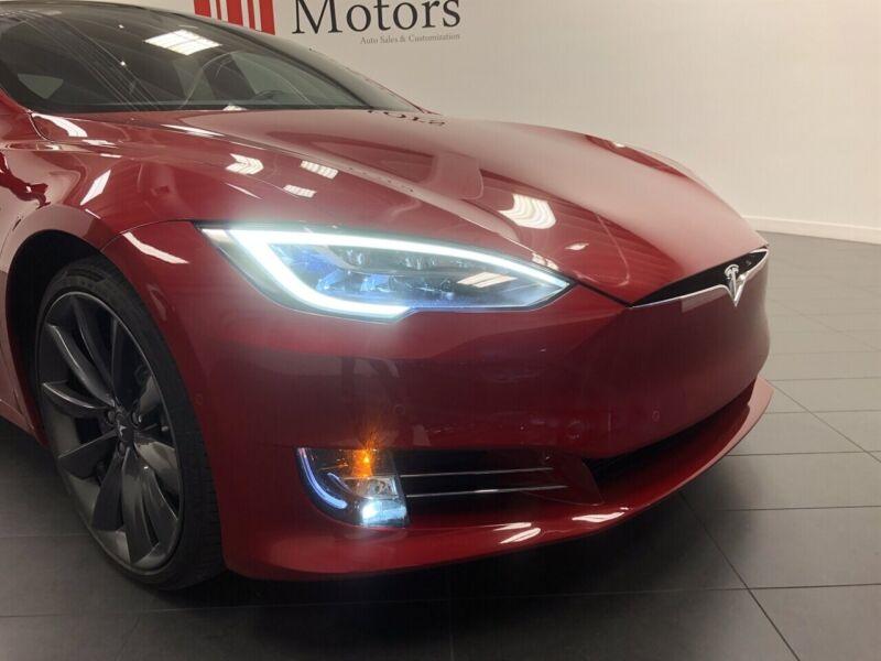 Image 10 Coche Americano usado Tesla Model S 2017