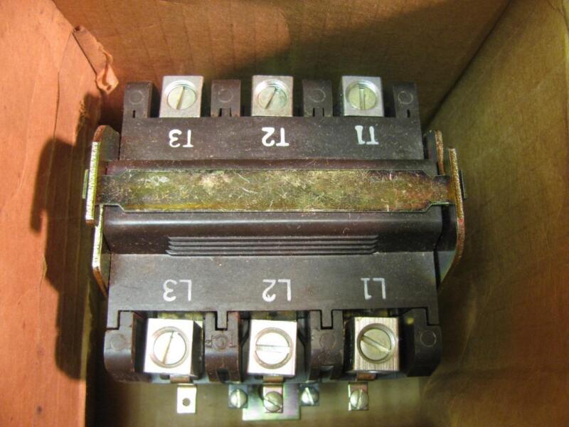 Sylvania A77-288520A-3 Contactor New Old Stock