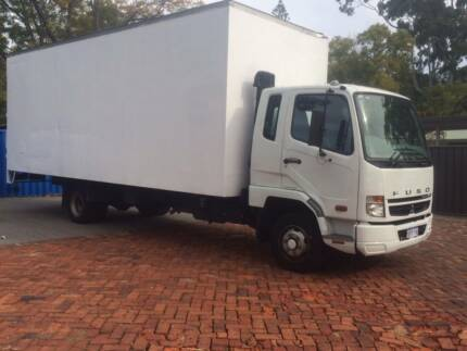 Mitsubishi Fuso Fighter Pantec 2009 Model Claremont Nedlands Area Preview
