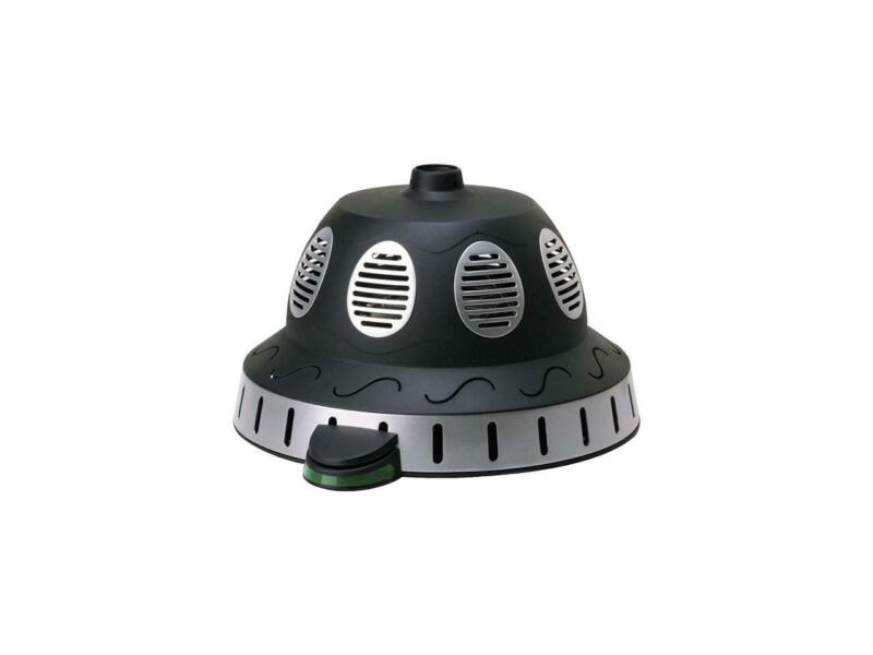 Optimus Umbrella Stand Patio Heater Black/Silver H9050