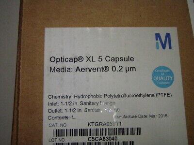 Millipore Opticap Xl 5 Capsule Filter