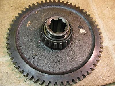 International Farmall Tractor 706 806 391828r1 Pto Driven Gear