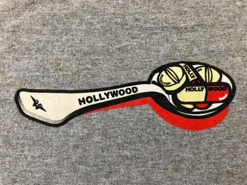 Vintage Hollywood Tum Yeto Skateboard T-shirt Size Large Grey