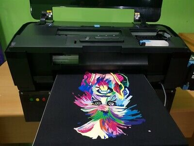 DTG Printer Epson L1800 - Print Dark & Light Tshirts Direct To Garment Business