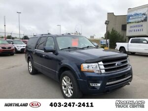 2015 Ford Expedition Max Limited Tow Package/Leather/Remote S...