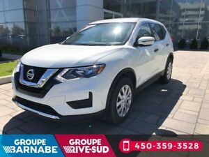 2017 Nissan Rogue S AWD 2.5L CAMERA DE RECULE BLUETOOTH *ONLY 13