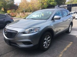 2013 Mazda CX-9 NEW ARRIVAL!!! GS MODEL, ONE OWNER, ACCIDENT FRE