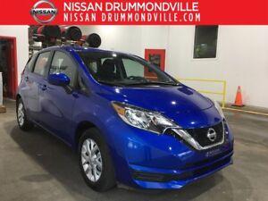 2017 Nissan Versa Note SV - AUTOMATIQUE - CAMÉRA + A/C + CRUISE!