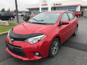 2016 Toyota Corolla LE AMELIORE MAGS TOIT BLUETOOTH SIEGES CHAUF