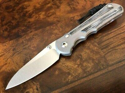 Chris Reeve Knives Large Inkosi Insingo Black Micarta Inlay Authorized Dealer