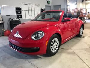 2015 Volkswagen Beetle Convertible 1.8T Automatique Low mileage