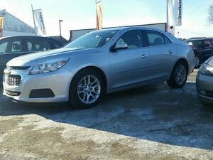 2015 Chevrolet Malibu 1LT PST PAID***GOOD ON GAS***LOTS OF ROOM