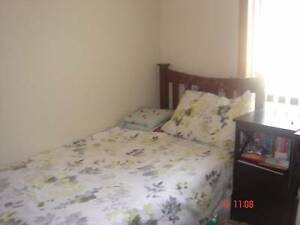 Single bed with mattress and bedside. Mowbray Launceston Area Preview