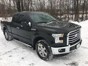 2015 Ford F-150 XLT. XTR Only 17000 km