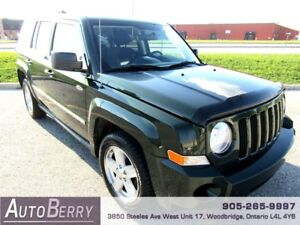 2010 Jeep Patriot 2.4L North Edition * Certified*