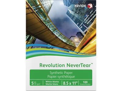 Xerox Revolution Laser Print Synthetic Paper