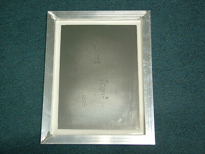 Smt Stainless Paste Mask Stencil Steel Manufacturing Fabrication For Pcb Solder