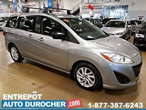 2014 Mazda Mazda5 GS Automatique - AIR CLIMATISÉ - 6 PASSAGERS