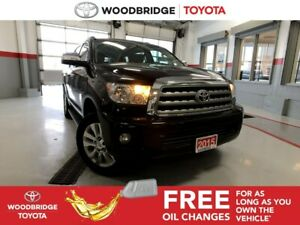 2015 Toyota Sequoia PLATINUM|DVD|JBL|NAVI|LEATHER|ROOF|R-CAM|HIT