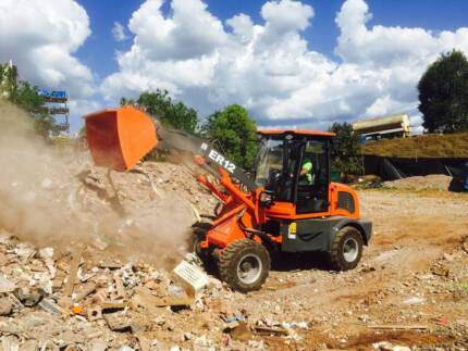 New Everun ER12 Wheel Loader QLD