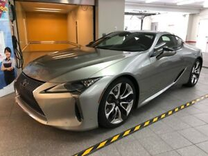 2018 Lexus LC LC 500 Groupe Performance