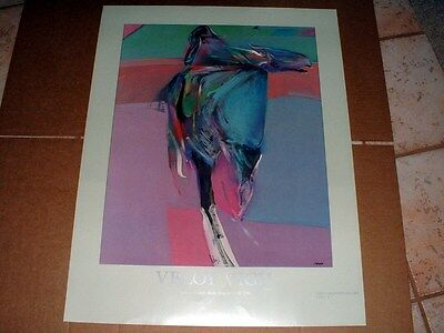 Limited Edition Veloy Vigil Numbered Poster Print
