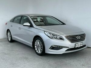 2016 Hyundai Sonata LF3 MY17 Active Silver 6 Speed Sports Automatic Sedan Mount Gambier Grant Area Preview