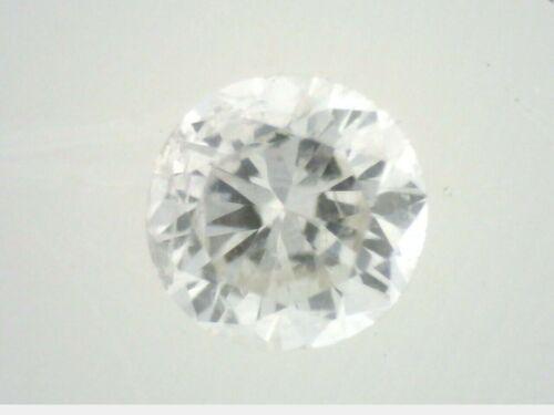 .02ct SI2/G Round Natural Loose Diamond  #100795O