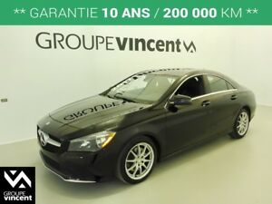 2017 Mercedes-Benz CLA 250 PREMIUM PACKAGE 4MATIC**GARANTIE 10 A