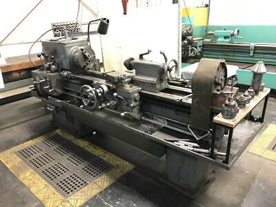 Monarch 16 X 54 Manual Metal Engine Lathe Model K