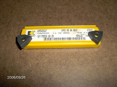 Wnmg432uf Gr Kc935 Kennametal Turningboring Inserts  2 Pcs.