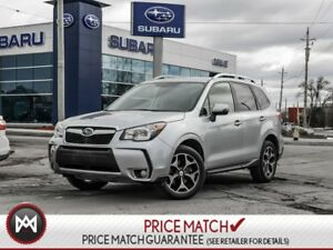 2015 Subaru Forester XT LIMITED PERFORMANCE AND PRACTICAL LEATHE