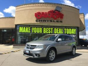 2016 Dodge Journey SXT H-TED SEATS REAR CAM 7 PASS R-MOTE START