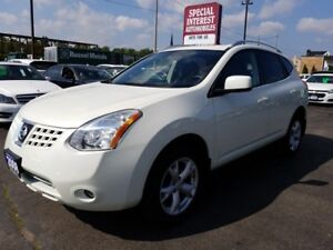 2008 Nissan Rogue SL CLEAN CAR PROOF REPORT !!  LOCAL TRADE !!