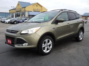 2013 Ford Escape SE HeatedSeats VistaMoonRoof 1.6L EcoBoost